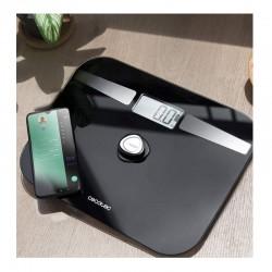 Ψηφιακή Ζυγαριά Μπάνιου - Λιπομετρητής Cecotec Surface Precision EcoPower 10200 Smart Healthy Χρώματος Μαύρο CEC-04255
