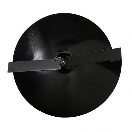 Αρίδα Γεωτρύπανου από Ατσάλι 250 x 800 mm Kraft&Dele KD-5254