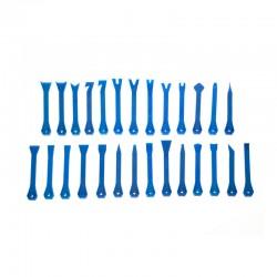 Σετ Εργαλεία Αφαίρεσης Ταπετσαρίας - Κλιπς Αυτοκινήτου 27 τμχ TAGRED TA4039