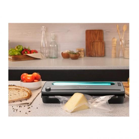 Συσκευή Σφραγίσματος Τροφίμων σε Σακούλα Cecotec SealVac 120 SteelCut CEC-04256