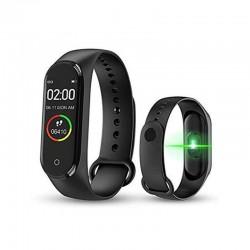 Ρολόι Fitness Tracker με Πιεσόμετρο και Μετρητή Καρδιακών Παλμών Smart Band M5 SPM M5-Smart