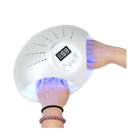 Φουρνάκι Νυχιών με Λάμπα UV και 24 LED 48 W Hoppline HOP1001090