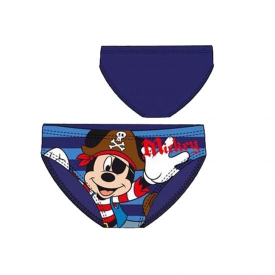 Βρεφικό Μαγιό Slip Χρώματος Μπλε Mickey Disney EP0202