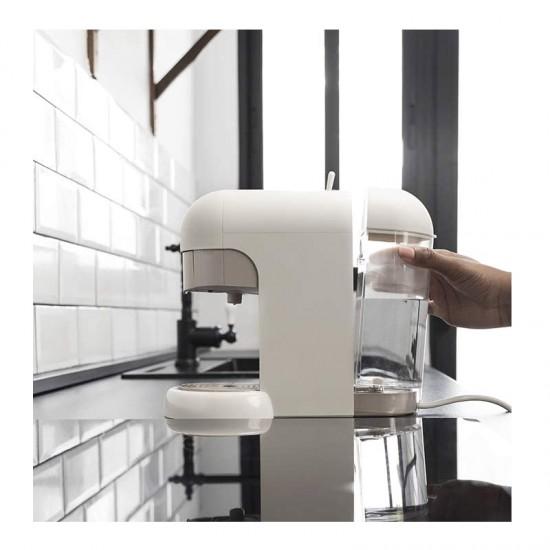 Καφετιέρα Espresso 19 Bar Cumbia Capricciosa Χρώματος Λευκό Cecotec CEC-01595