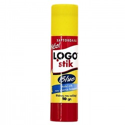 LOGO STICK BLUE 10gr LOGO 66AE40