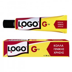 ΚΟΛΛΑ LOGO G  38ml LOGO 65ΑΔ30